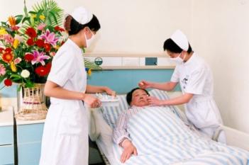 我院施行人性化服务精心的护理患者体验到就医也是一种享受